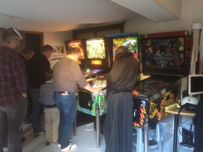 Tournoi Halloween Pinball Party 2 - Image 1