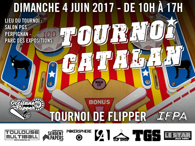 Tournoi Catalan 2017